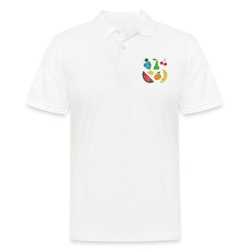 Obstsalat - Männer Poloshirt