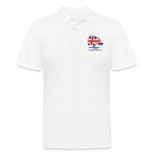 Luton Conservatives Badge - Men's Polo Shirt