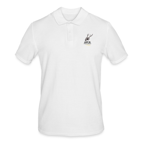 crane sky visu t shirt2 png - Polo Homme