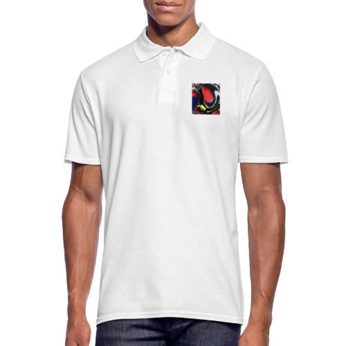 TIAN GREEN Mosaik DK007 - Vortex - Männer Poloshirt