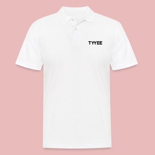 TYYEE - Koszulka polo męska