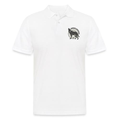 Fleischfresser - Grillshirt - Der mit dem Wolf heu - Männer Poloshirt