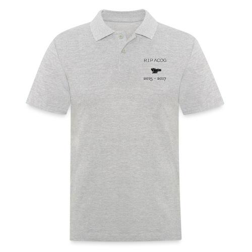 R.I.P ACOG 2015-2017 Collection - Men's Polo Shirt