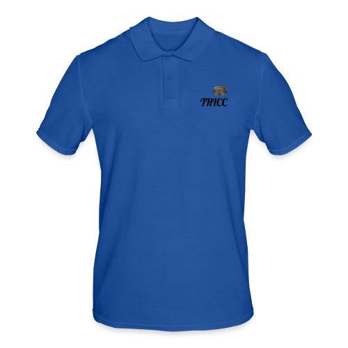 THICC Merch - Men's Polo Shirt