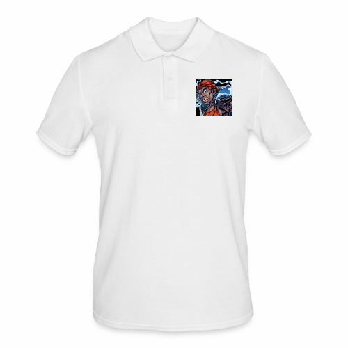 Crooks Graphic thumbnail image - Polo Homme