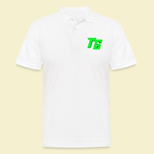 TristanGames logo merchandise [GROOT LOGO] - Mannen poloshirt