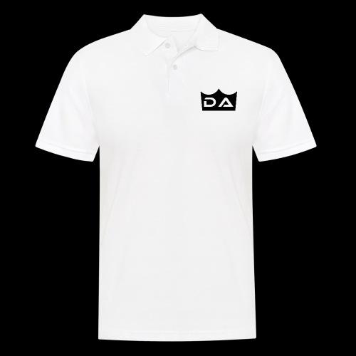 DA Crown - Men's Polo Shirt