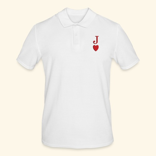 Valet de trèfle - Jack of Heart - Reveal - Polo Homme