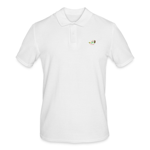 maerch print ambulance - Men's Polo Shirt
