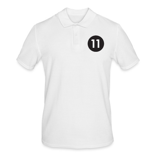 11 ball - Men's Polo Shirt
