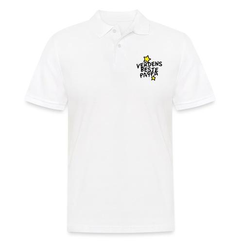 Verdens beste pappa - Poloskjorte for menn