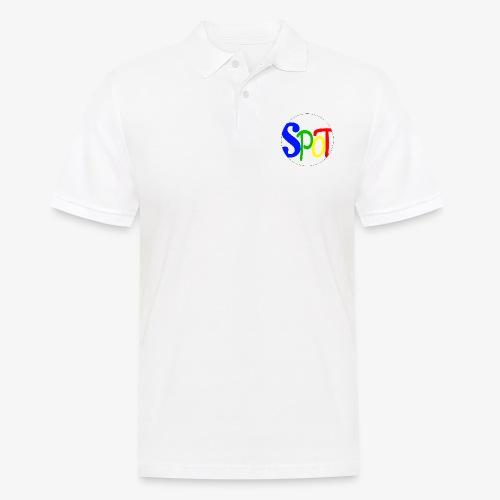 spotCircle Colour - Men's Polo Shirt