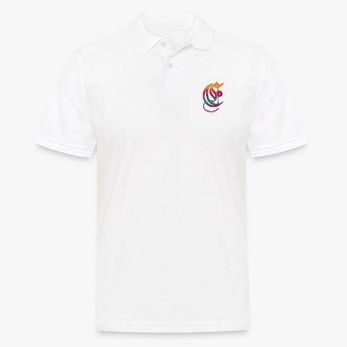 Elemental Retro logo - Men's Polo Shirt