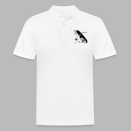 Crewshirt Urlaub Motiv Kroatien - Männer Poloshirt