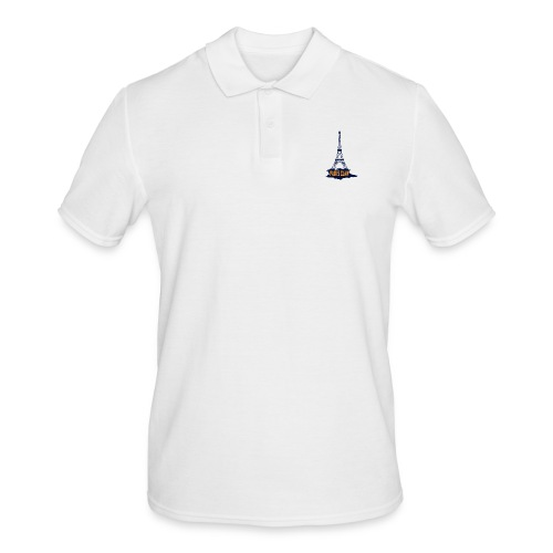 Paris Eiffel - Men's Polo Shirt