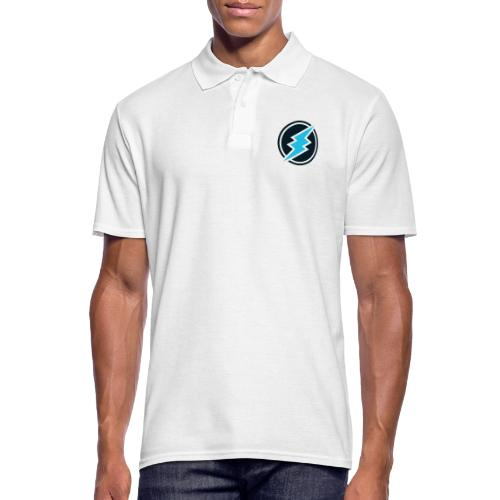 ETN logo - Men's Polo Shirt