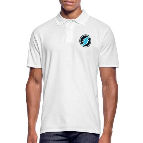 ETN logo - Men's Polo Shirt