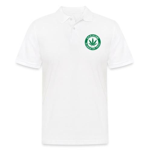 Ganjaism Classic - Men's Polo Shirt
