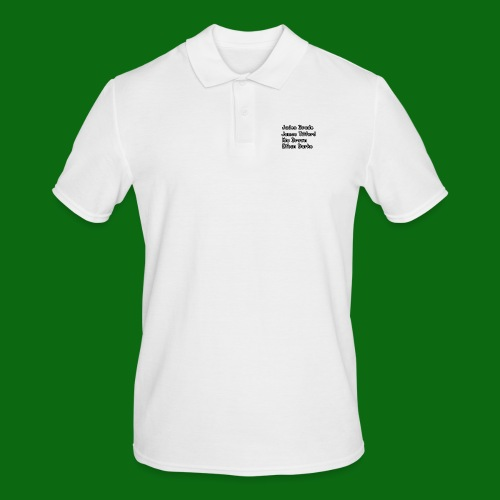 Glog names - Men's Polo Shirt