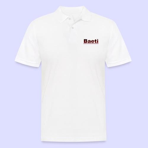 Baeti - Mannen poloshirt