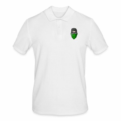 GBz bandana logo - Men's Polo Shirt