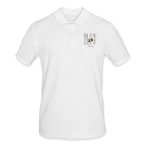 Moutons running - Polo Homme