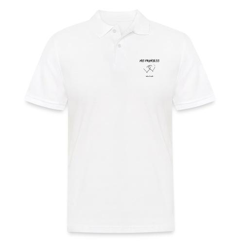 HIS PRINCESS - Männer Poloshirt