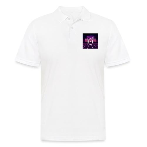 Synthwave Tee - Koszulka polo męska
