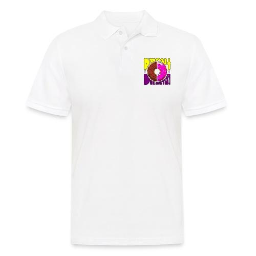 Donut Dienstag - Männer Poloshirt