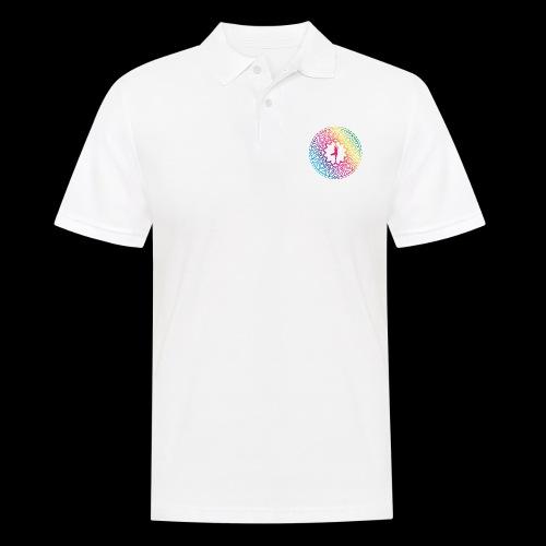 Mindulness - Tree position design - Koszulka polo męska
