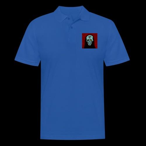 Ghost skull - Men's Polo Shirt