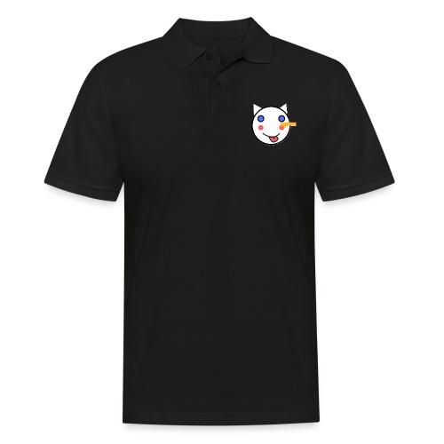Alf Cat With Friend | Alf Da Cat - Men's Polo Shirt