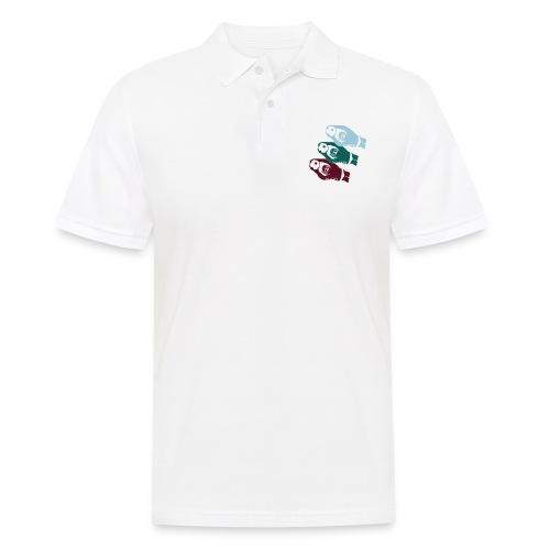 3 UWR-Spieler - Männer Poloshirt
