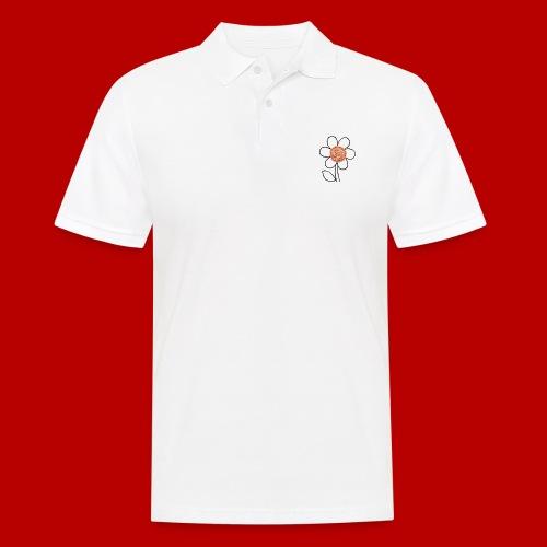 Pizzaflower Edition - Männer Poloshirt