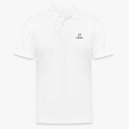 Leg end design - Men's Polo Shirt