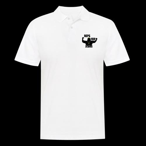REPS FOR JESUS - Männer Poloshirt