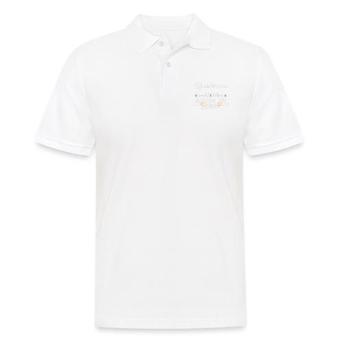 Safecoin Think Outside the Blocks (white) - Men's Polo Shirt