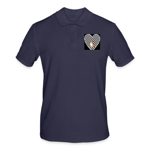 Charlie the Chess Cat - Men's Polo Shirt