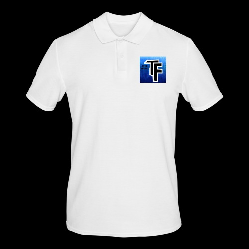 todd friday logo - Men's Polo Shirt