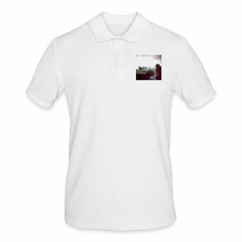 Original Artist design * Blocks - Men's Polo Shirt