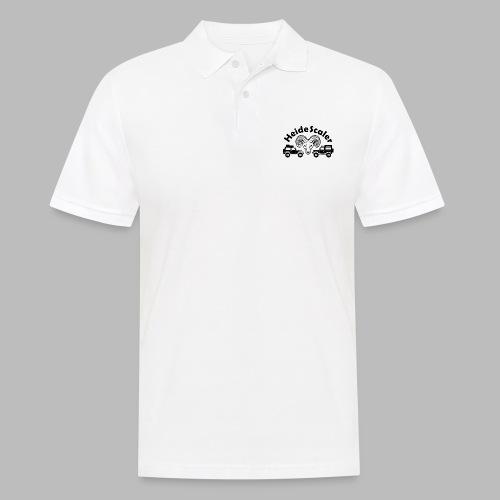 Heide Scaler black HQ - Männer Poloshirt