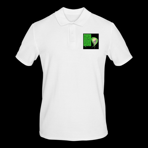 Macbeth Mental health awareness - Men's Polo Shirt