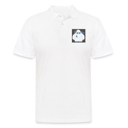 Pinky Monster - Men's Polo Shirt