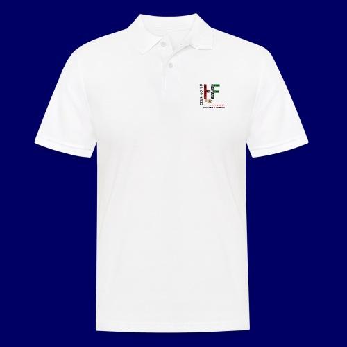 H&F ER - Polo da uomo