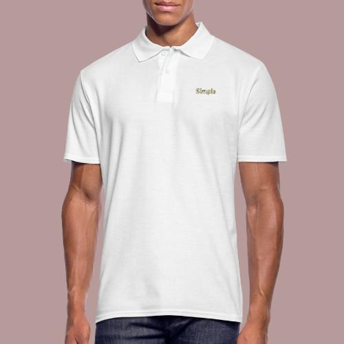 Simple - Polo Homme