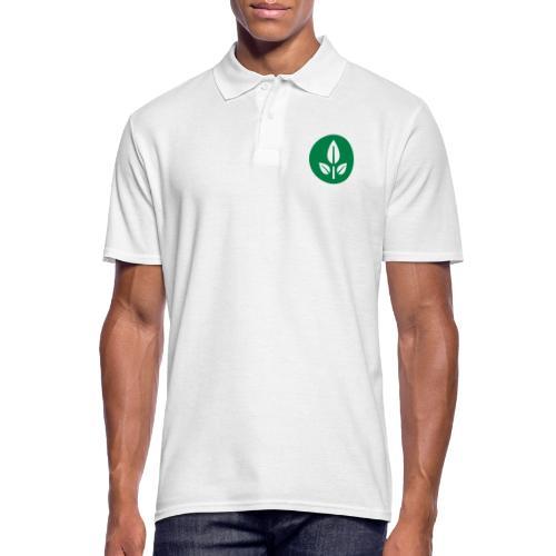 EVE Flower Plant Symbol - Men's Polo Shirt