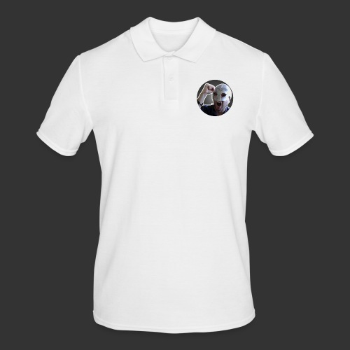 Logo kanału wicek3d na Youtube - Koszulka polo męska