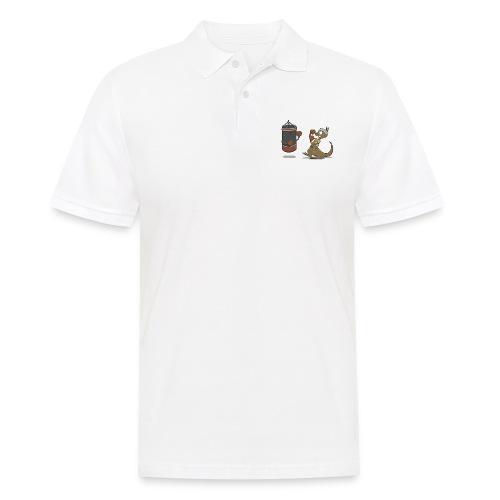 Boxkampf - Männer Poloshirt