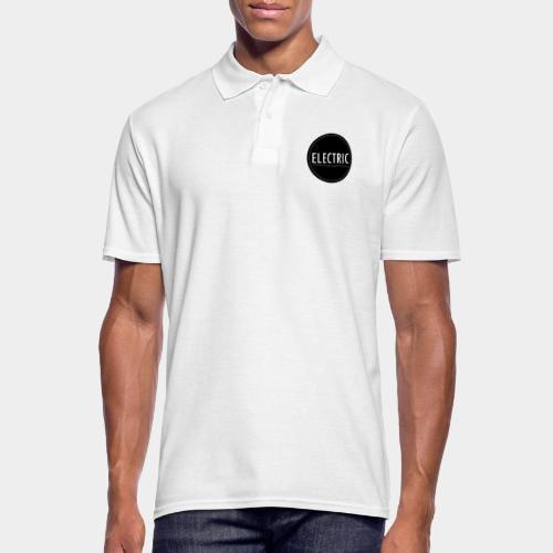 Electric - Männer Poloshirt