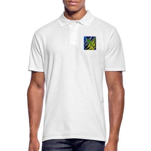 TIAN GREEN Mosaik DK037 - Hoffnung - Männer Poloshirt